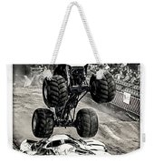 Monster Truck 1b Weekender Tote Bag