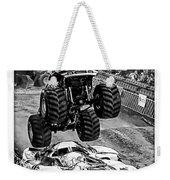Monster Truck 2b Weekender Tote Bag
