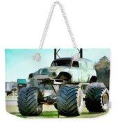 Monster Truck 6 Weekender Tote Bag