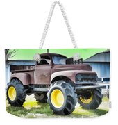 Monster Truck - Grave Digger 3 Weekender Tote Bag