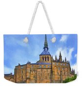 Mont Saint Michel - 2 - France Weekender Tote Bag