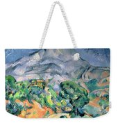 Mont Sainte Victoire Weekender Tote Bag