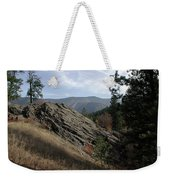 Montana - Wilderness Weekender Tote Bag