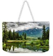 Montana Beauty Weekender Tote Bag