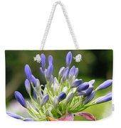 Montana Flower  Weekender Tote Bag