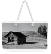 Montana Homestead Weekender Tote Bag