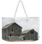 Montana Past Weekender Tote Bag