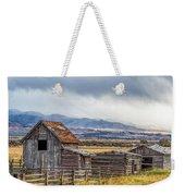 Montana Scenery Weekender Tote Bag