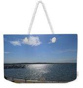 Montauk Seascape Weekender Tote Bag