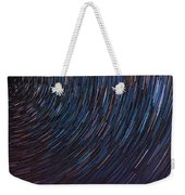 Montauk Star Trails Weekender Tote Bag