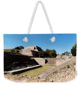 Monte Alban Ball Court Weekender Tote Bag