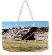 Monte Alban Panorama Weekender Tote Bag