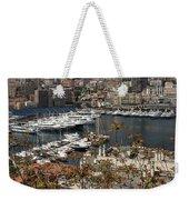 Monte Carlo 10 Weekender Tote Bag