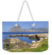 Monte Cofano - Sicily Weekender Tote Bag