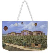 Monte De Oro And The Air Balloons Weekender Tote Bag