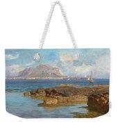 Monte Pellegrino Weekender Tote Bag