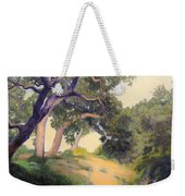 Montecito Dry River Oaks Weekender Tote Bag