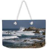 Monterey Coastline Weekender Tote Bag