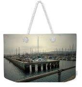 Monterey Marina Weekender Tote Bag