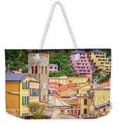 Monterosso Al Mare Cinque Terre Italy Weekender Tote Bag