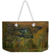 Montgomery Hillside Of Color Weekender Tote Bag