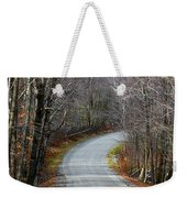 Montgomery Mountain Rd. Weekender Tote Bag