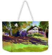 Monticello In October Weekender Tote Bag