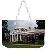 Monticello Weekender Tote Bag
