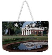 Monticello Reflections Weekender Tote Bag