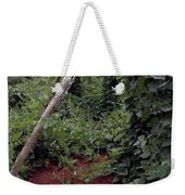 Monticello Vegetable Garden  Tee Pee Weekender Tote Bag