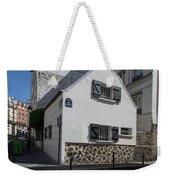 Montmarte Paris Rue Durantin Weekender Tote Bag