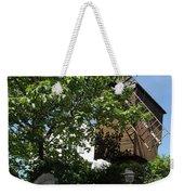 Montmarte Paris Windmill Weekender Tote Bag