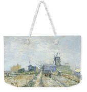 Montmartre   Mills And Vegetable Gardens Weekender Tote Bag