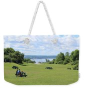 Quebec Picnic Weekender Tote Bag