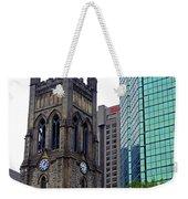 Montreal 26 Weekender Tote Bag
