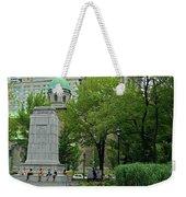 Montreal 28 Weekender Tote Bag