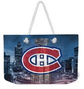 Montreal Canadiens City Weekender Tote Bag