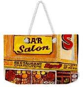 Montreal Paintings Weekender Tote Bag
