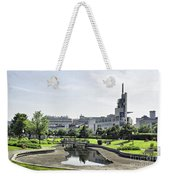 Montreal Peace In The Rush Weekender Tote Bag