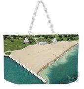 Montrose Beach Weekender Tote Bag
