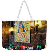 Montserrat Shrine Weekender Tote Bag