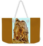 Monument Aux Morts 9 Weekender Tote Bag