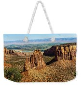 Monument Canyon Weekender Tote Bag