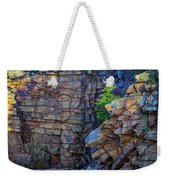 Monument Cove I Weekender Tote Bag