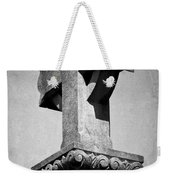 Monument Cross Macroom Ireland Weekender Tote Bag