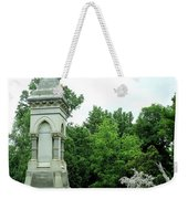 Monument Hill Weekender Tote Bag