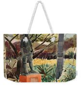 Monument Of A Forgotten War Weekender Tote Bag