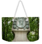 Monument Of Major Obrien In Jedlesee Vienna Weekender Tote Bag