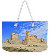 Monument Rocks In Kansas 2 Weekender Tote Bag