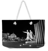 Monument To The Emigrant Weekender Tote Bag